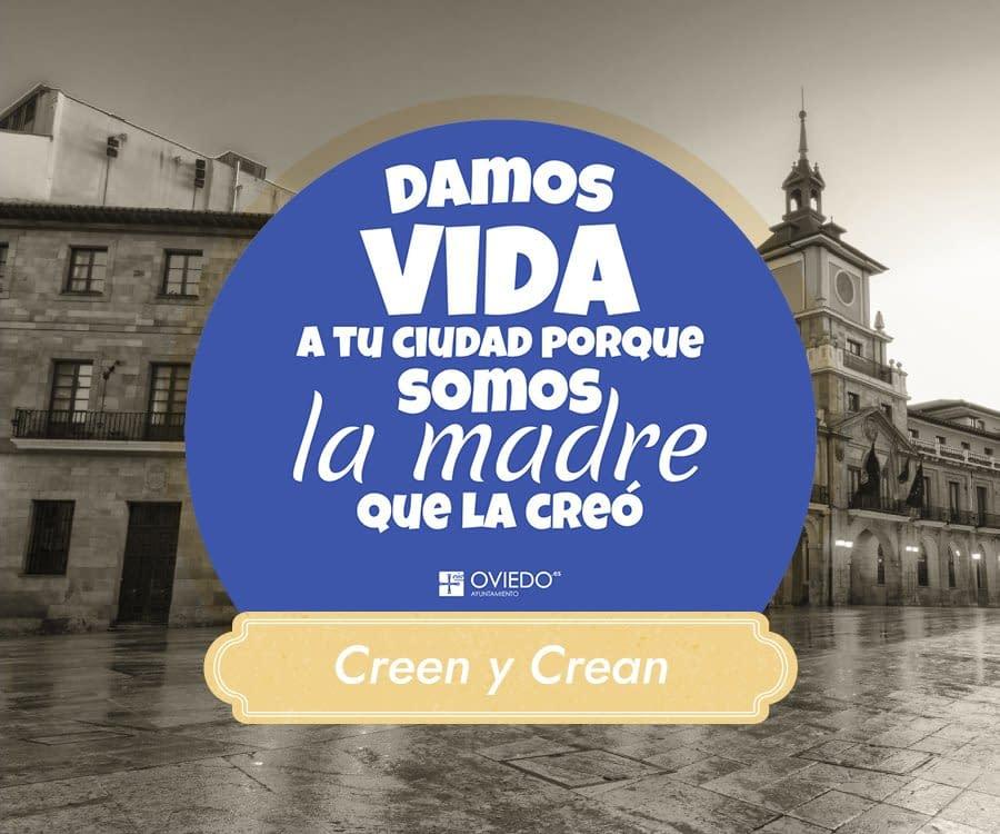 Los negocios del Oviedo Antiguo en colaboración con el Ayuntamiento se suman a la celebración del Día de los Cascos Históricos